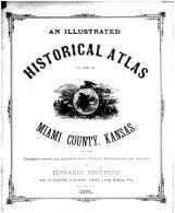 Title Page, Miami County 1878